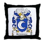 Krumme Coat of Arms Throw Pillow