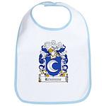 Krumme Coat of Arms Bib
