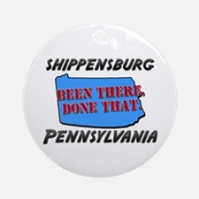 shippensburg pennsylvania - been there, done that