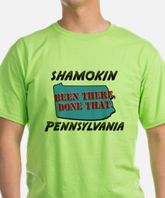 shamokin pennsylvania - been there, done that Gree