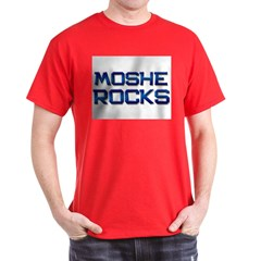 moshe rocks T-Shirt