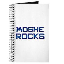 moshe rocks Journal