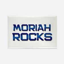 moriah rocks Rectangle Magnet