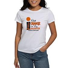 I Wear Orange For My Daughter 9 Leuk Tee