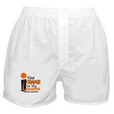 I Wear Orange For My Daughter 9 Leuk Boxer Shorts