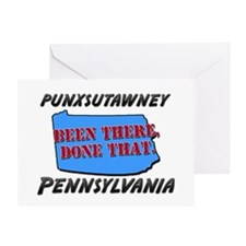 punxsutawney pennsylvania - been there, done that