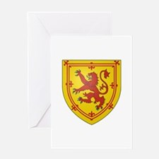 Kingdom of Scotland Greeting Card