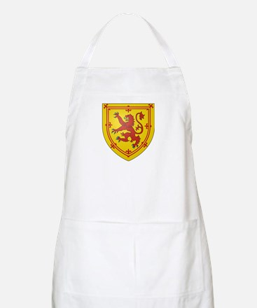 Kingdom of Scotland BBQ Apron