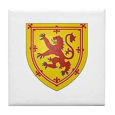 Kingdom of Scotland Tile Coaster
