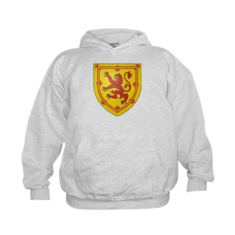 Kingdom of Scotland Kids Hoodie
