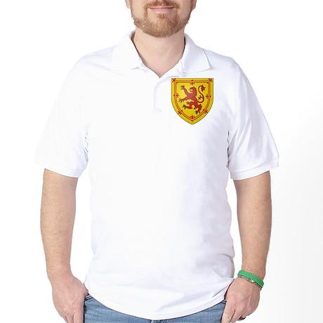 Kingdom of Scotland Golf Shirt