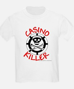 Casino Killer Kids T-Shirt