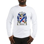 Lasson Coat of Arms Long Sleeve T-Shirt