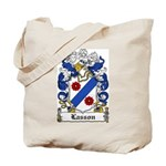 Lasson Coat of Arms Tote Bag