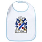 Lasson Coat of Arms Bib