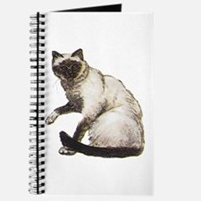Birman Cat Journal