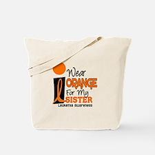 I Wear Orange For My Sister 9 Leuk Tote Bag