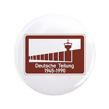 "Berlin Wall 1945-1990, Germany 3.5"" Button"