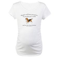 Beagle Pawprints Shirt