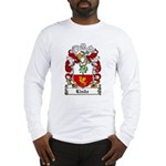 Linde Coat of Arms Long Sleeve T-Shirt