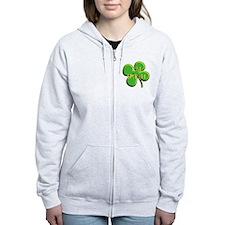 I'm Irish Zip Hoodie