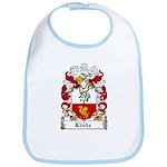 Linde Coat of Arms Bib