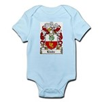 Linde Coat of Arms Infant Creeper