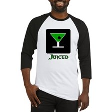 Juiced-Green- Baseball Jersey