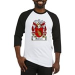 Madsen Coat of Arms Baseball Jersey