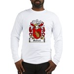 Madsen Coat of Arms Long Sleeve T-Shirt