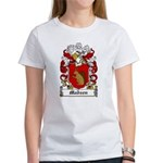 Madsen Coat of Arms Women's T-Shirt