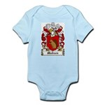 Madsen Coat of Arms Infant Creeper