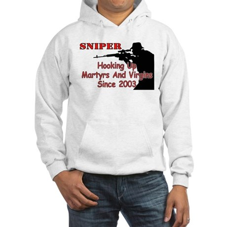HOOK UP Hooded Sweatshirt