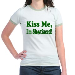 Kiss Me, I'm Shitfaced! T