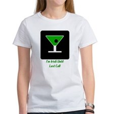 Last Call Irish- Tee