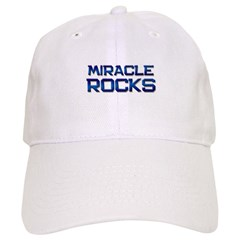 miracle rocks Baseball Cap