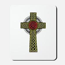 Celtic Knot Cross Mousepad
