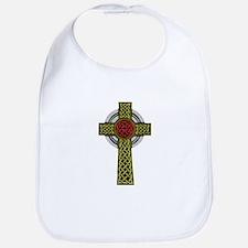 Celtic Knot Cross Bib