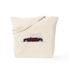 Snow Cooper Tote Bag