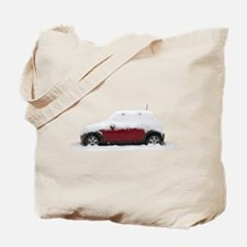 Snow Cooper Tote Bag