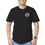 A Pocket Groan of Ghosts Men's Fitted T-Shirt (dar