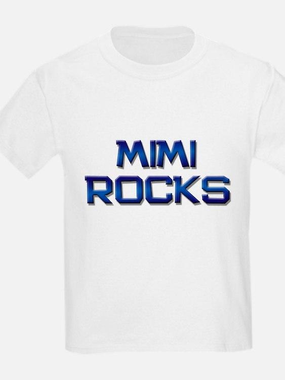 mimi rocks T-Shirt