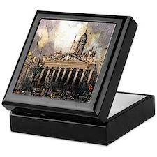 Bank of England Keepsake Box