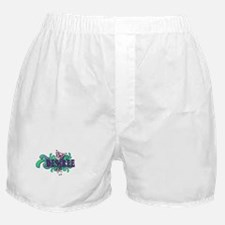 Desiree's Butterfly Name Boxer Shorts