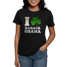 I Shamrock Barack Obama Tee