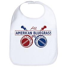 ALL AMERICAN BLUEGRASS Bib
