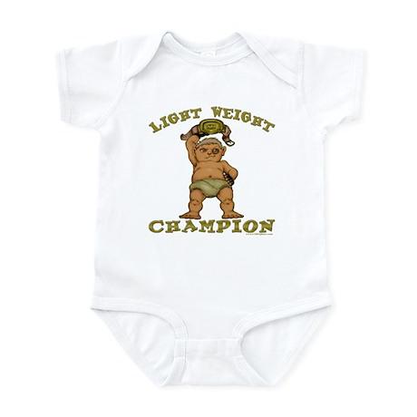 Light Weight Baby Champion Infant Bodysuit