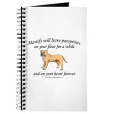 Mastif Pawprints Journal