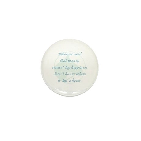 Equestrian Mini Button (10 pack)