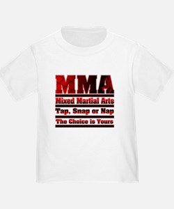MMA - Mixed Martial Arts T